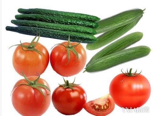 【图】每天吃西红柿黄瓜可以减肥吗 黄瓜西红