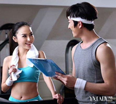 【图】在健身房减肥达到最快的速度上海轻逸减肥图片