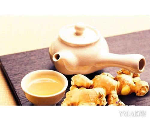 【图】红茶减肥法生姜生姜让你喝出苗条身材生姜泡水喝治咽喉炎图片