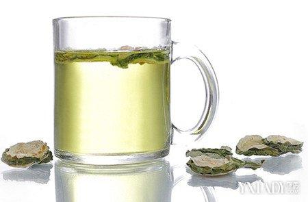 【图】苦瓜和绿茶泡水喝能减肥吗 5大功效助你