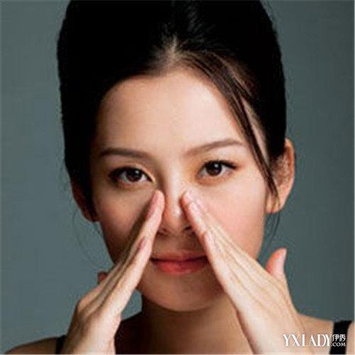 【图】按摩鼻子变小图 如何按摩使鼻子变小(3