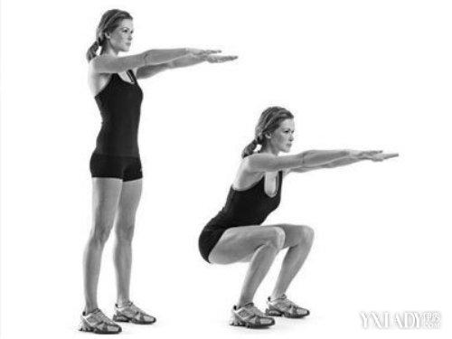 【图】动作v动作减肥方法5个无氧燃脂更持久(腿粗了好减吗图片