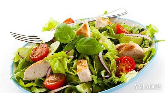 【图】减肥的蔬菜沙拉多种做法介绍 健康美容吃起来