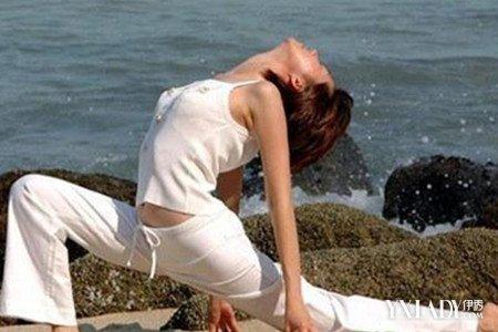 美体瑜伽 让女人重拾性感