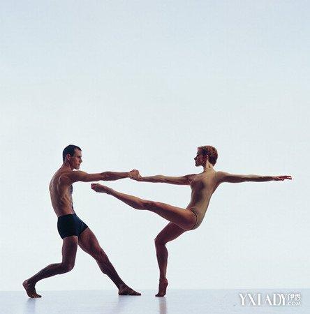 舞蹈动作介绍 常跳舞亦能练出身体曲线图片