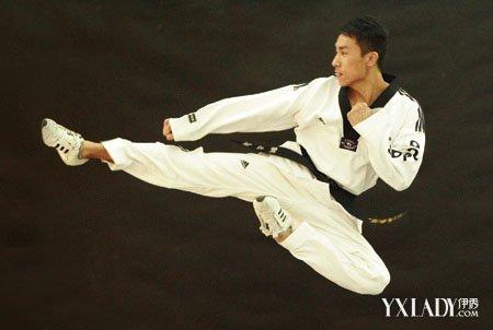 【图】教你最基本的跆拳道腿法 练好9大基本腿