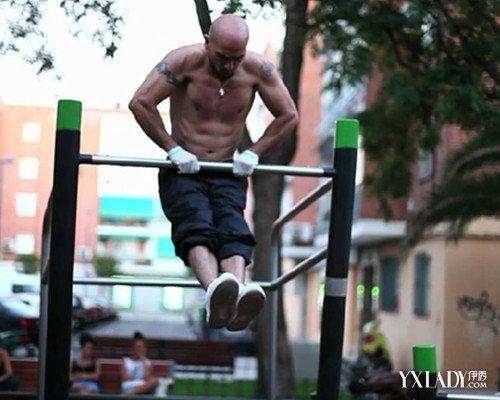 街头 极限 健身 的五大神技: