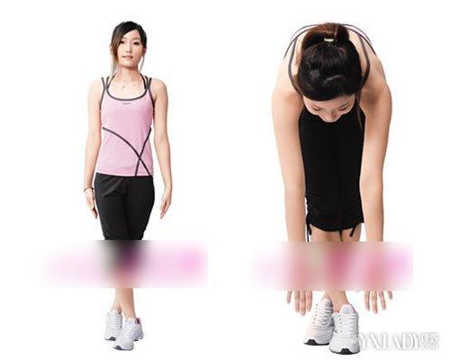 【图】女生瘦小腿网络腿长1.25走红全美最长在和女孩版你一起图片