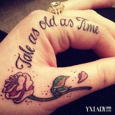 【图】手背图片纹身欣赏 告诉你九点纹身需注意事项