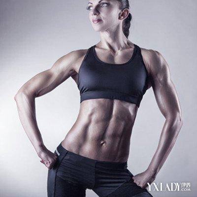 健身女教练发型图片展示