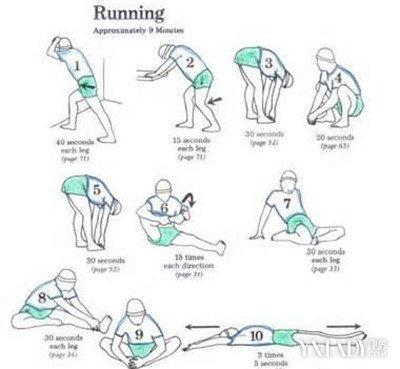 【图】究竟如何正确跑前跑后拉伸 正确的拉伸比跑步更