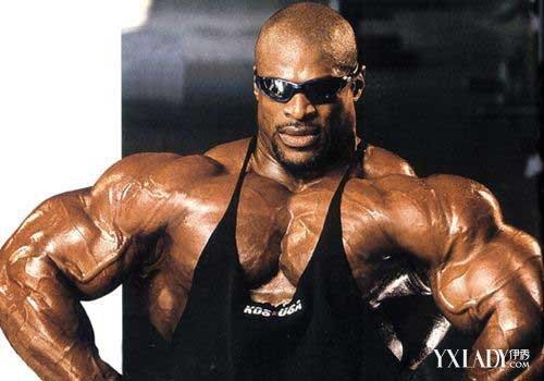 世界上最强壮的人肌肉似绿巨人 杰夫 刘易斯肌肉怎么锻炼图片