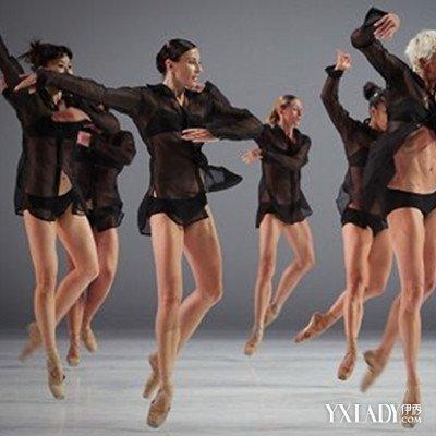 展示现代舞教学的图片 盘点现代舞学习的四大技巧图片