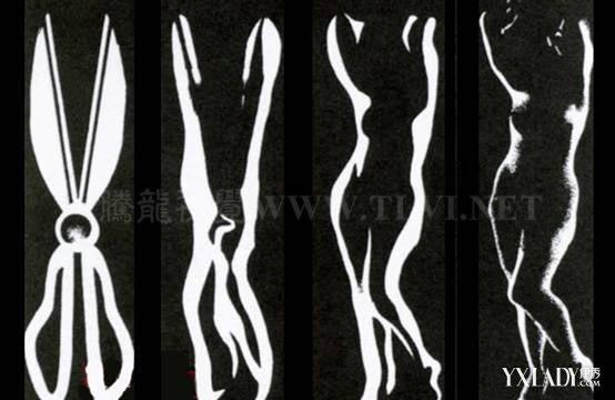 【图】平面构成骨骼渐变图片展示 揭秘渐变的构成