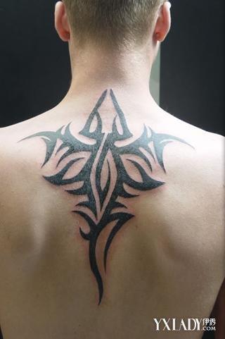 【图】后背纹身图案大全图片男款 纹身后7大注意事项须知