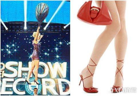 【图】美女高跟鞋走钢丝 三招打造无赘肉美腿图片