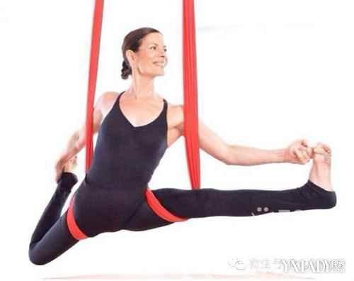 空中瑜伽体式 几种方式教你健身减肥