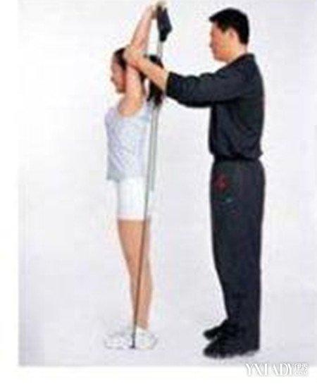 【图】细看女性拉力器锻炼方法图解 保持健康