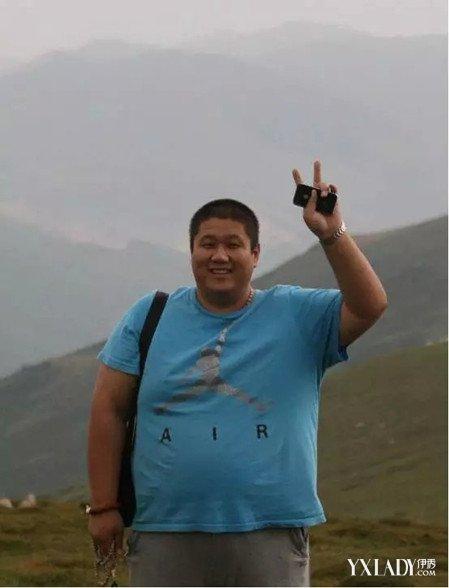 【图】200斤胖子v胖子男人变帅心酸史瘦脸针庆大霉素图片