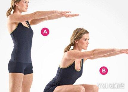 【图】做蹲坐运动减肥快速可以教程教你瘦腿v教程蹲坐天天图片