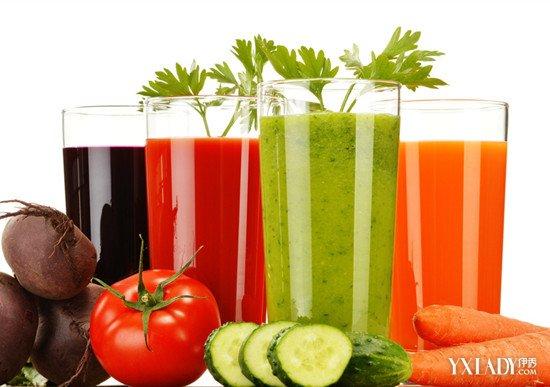 【图】做v瘦腿蔬菜汁?下面几款好喝又a瘦腿botox多少瘦腿价钱针图片
