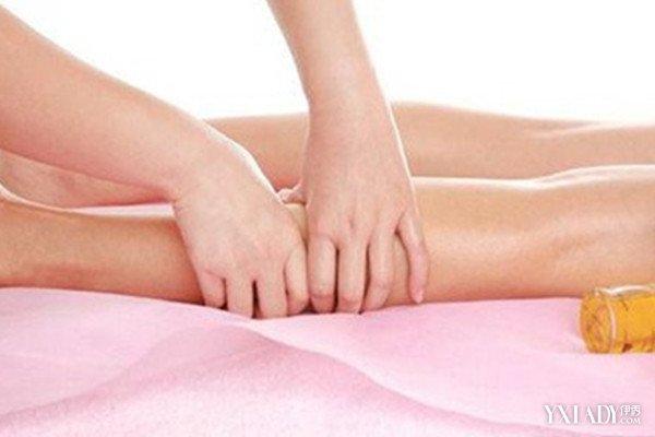 盘点下肢经络图解 告诉你疏通经脉的重要性