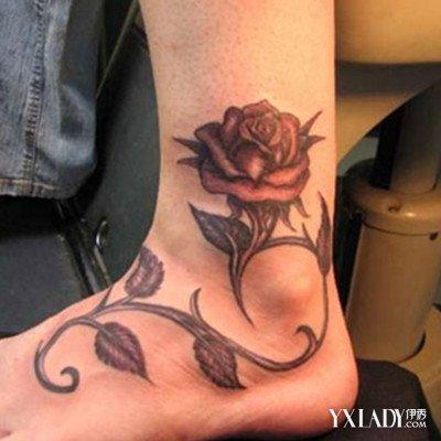 【图】女生小腿部纹身图案推荐 让你时尚帅气又不失妖媚