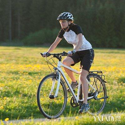 女人骑自行车的坏处有哪些 教你正确骑自行车的方法图片
