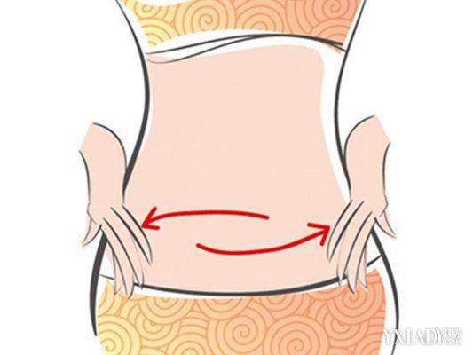 对于平时爱穿低腰裤,露腰装的m m来说,如果不想小肚子长赘肉,就要改变图片