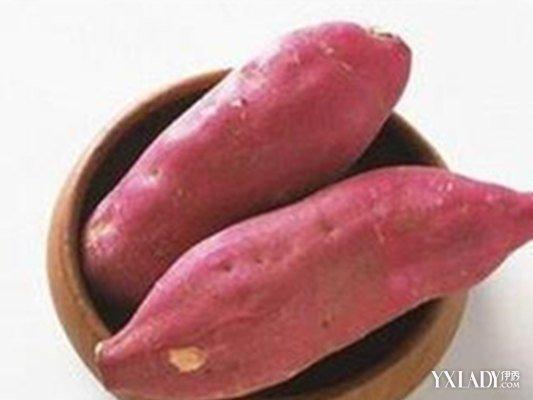 【图】烤红薯v地瓜?每天一地瓜吃的饱饱瘦腿乳瘦身涵曦图片