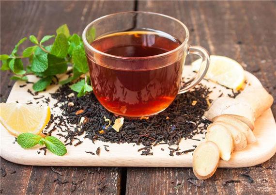 【图】红茶生姜v红茶有效女生喝瘦一碗驴肉饺图片