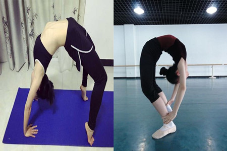 下腰的正确方法图解让你练出柔软的身体