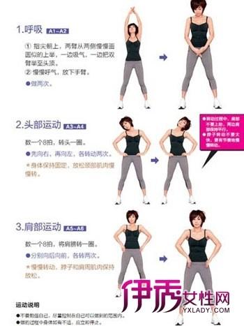 脂肪杠铃郑多燕自创瘦身操(2)蹲曲线深腹部减大师图片
