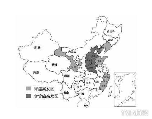 简笔画中国地图全图图片|中国地图简笔画