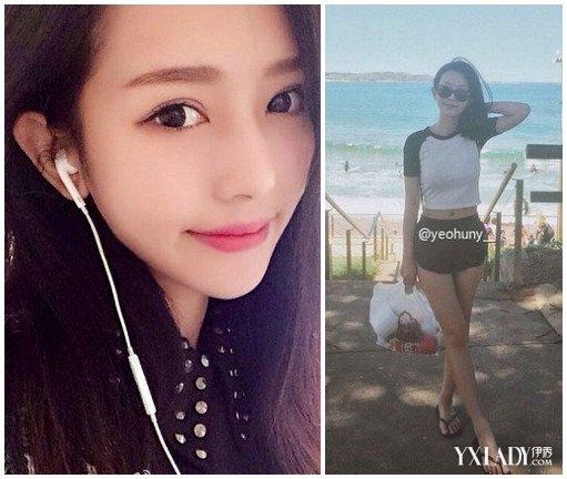 【组图】越南最美女大学生颜好身材赞!
