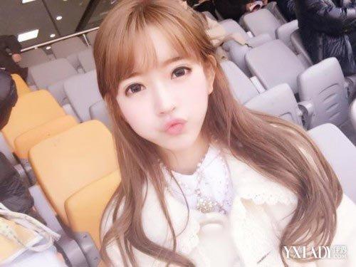 【圖】韓國妹紙顏值逆天 夢幻蘿莉yurisa整容新模版圖片