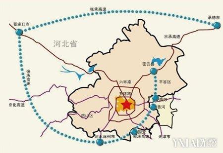 北京大七环最新规划图 图片合集