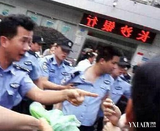 mj567女法警枪决