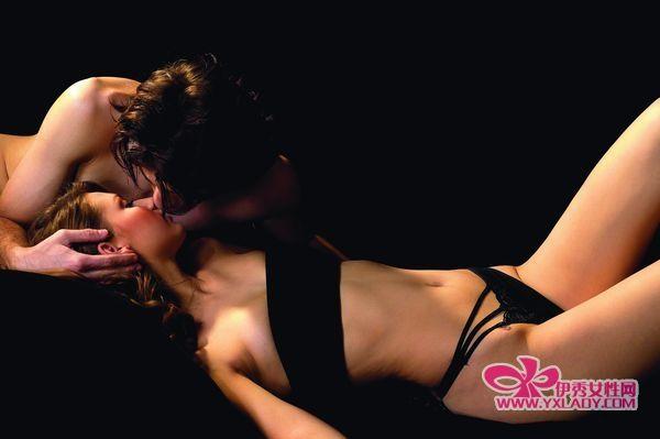 男人女人:接吻不只是 嘴对嘴那么简单!