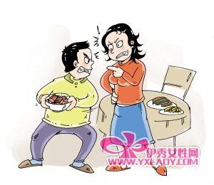 经济实惠:小两口吵架 摔什么东西最划算?(3)_恋