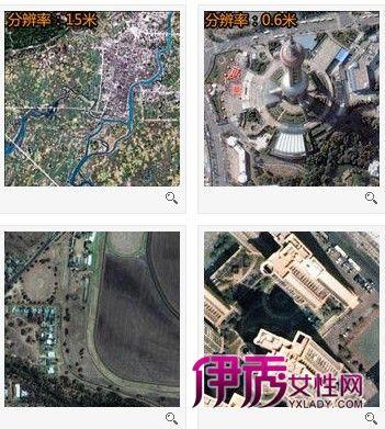 卫星地图准确查看村庄 免费查看卫星地图
