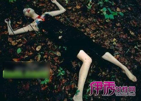 """美女 死亡/网上惊曝美女骇人""""死亡照片""""引恐慌"""