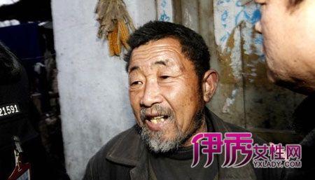 """王栾/""""他是我捡来的媳妇儿。""""囚禁女子的单身老人王栾表示,"""