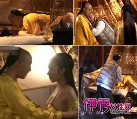 林青霞与张国荣如今影视剧加点激情床戏表演已经司