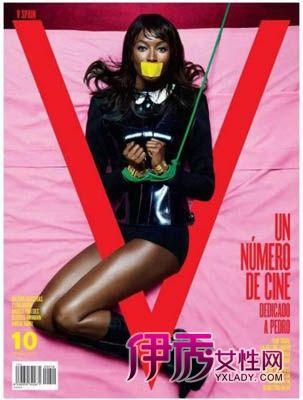 全球禁止发行的杂志封面