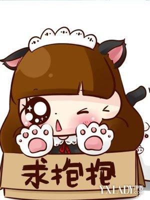 聊天表情表情_抱抱你动画可爱_不哭不哭来怎么抱抱微信收藏表情图片素材图片
