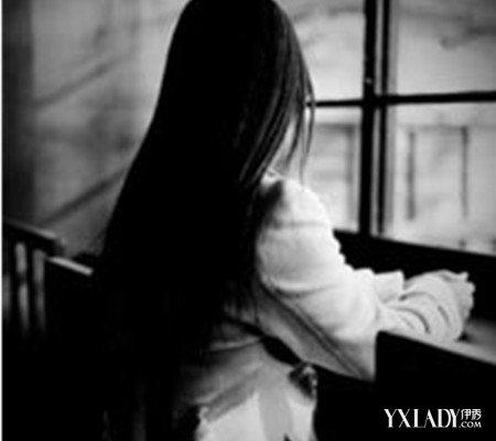 孤独一个人伤感背影 真实的内心情感