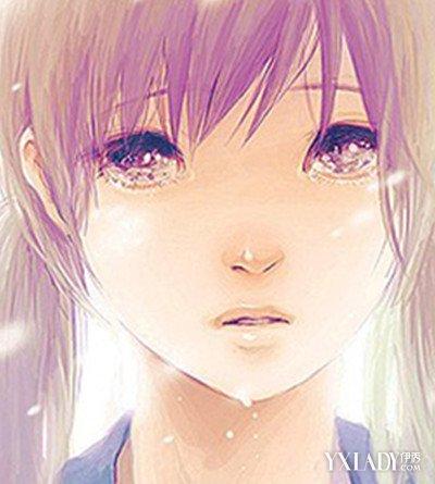【图】伤感图片女生哭泣惹人疼