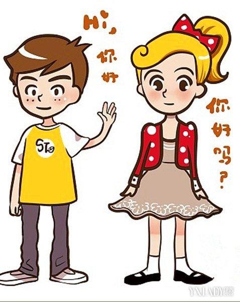 【图】怎么跟女孩子聊天找话题? 教你学会利用有利条件