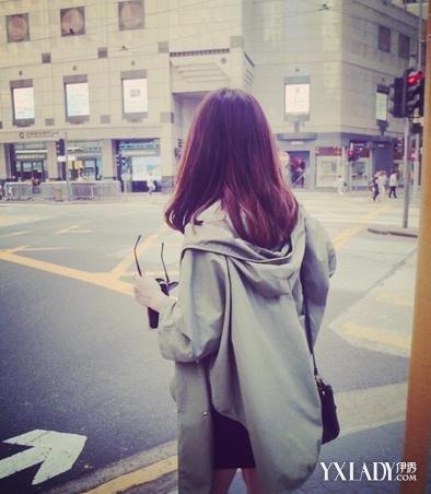 【图】中长发女生背影头像欣赏